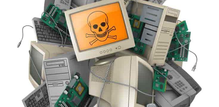 Спб - утилизация компьютерной техники